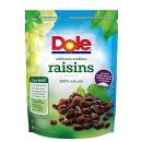 $2.62 Dole California Seedless Raisins, 12 Ounce
