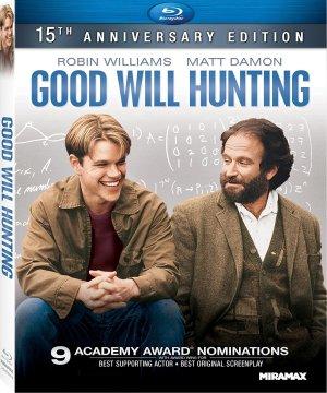 $5Good Will Hunting 心灵捕手15年纪念版 Blu-ray