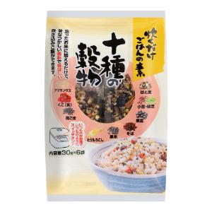 CHIKIRIYA 10 Whole Grain Rice 6packs