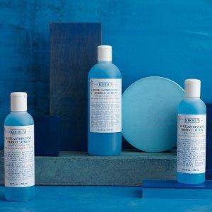 20% Off Kiehl's Blue Herbal Skin Care on Sale @ Nordstrom