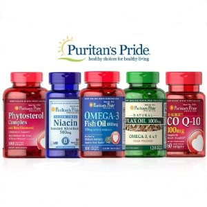 Extra $15 Offwith Orders Over $75 @ Puritan's Pride