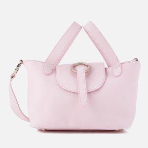 meli melo Women's Rose Thela Mini Tote Bag - Blush - Free UK Delivery over £50