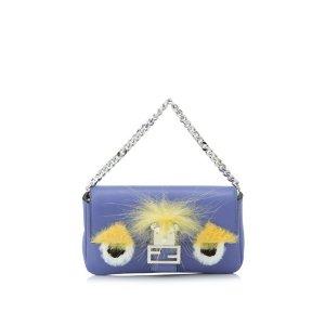 Fendi Bag Bugs Micro Baguette