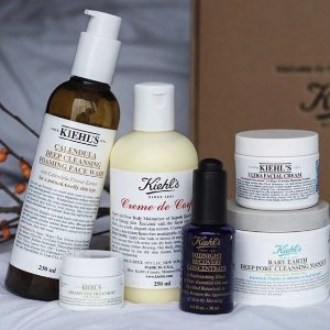 $10 Off $50with Kiehl's Since 1851 Purchase @ Belk