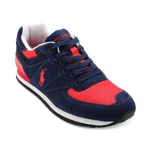 Polo Ralph Lauren 麂皮运动鞋