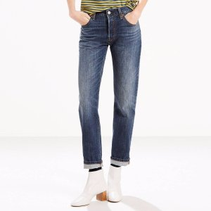 501® Selvedge Jeans for Women | Tidewater |Levi's® United States (US)