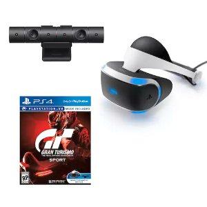 $199.99+送$30 Kohl's Cash手慢无:PlayStation VR 虚拟头盔+PS4游戏套装