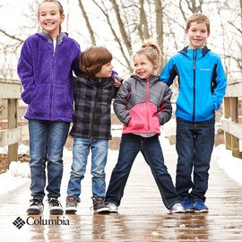 Extra 15% OffKids Collection @ Columbia Sportswear