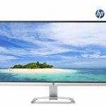 HP 25ER Frameless Silver/White 25