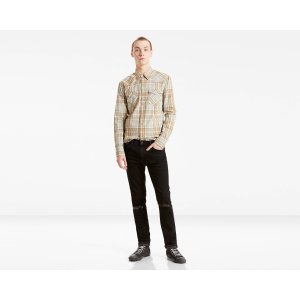 510™ Skinny Fit Jeans | Black Ash |Levi's® United States (US)