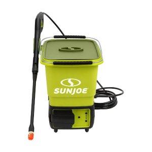 Sun Joe iON 40-Volt 5.0 Ah 1160 psi Cordless Pressure Washer-SPX6000C-XR - The Home Depot