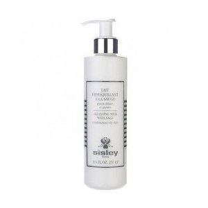 Sisley Cleansing Milk with Sage for Normal/Combination/Oily Skin - 250 ml | Unineed | Premium Beauty & Fashion