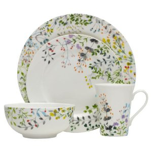Buy Tivoli Garden 32 Piece Dinnerware Set online at Mikasa.com