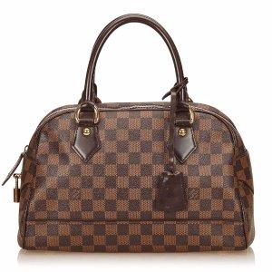 Louis Vuitton Pre-Owned: Damier Ebene Duomo (434190401) | Bluefly.Com