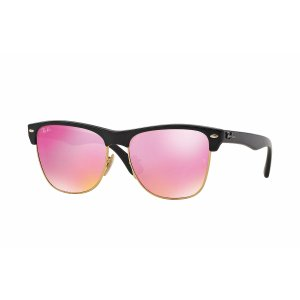 Ray-Ban Clubmaster Oversized Flash Lenses