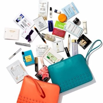 Get Bag with Some Beach-Ready Samples