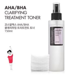 COSRX AHA/BHA Clarifying Treatment Toner 150ml | YESSTYLE