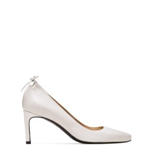 Peekamid Mid-Heel Pumps - Shoes | Shop Stuart Weitzman