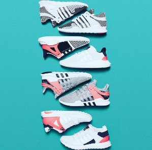 Starting at $140adidas Originals Equipment Support ADV Sneakers @ SSENSE