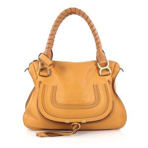 (5) yellow Leather CHLOÉ Handbag - Vestiaire Collective