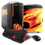 iBUYPOWER AM500G Gaming Desktop (Intel i7-6700, 8GB, 1TB, GTX 1060 6GB)