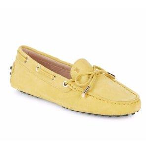 Tod's - Italian Leather Boat Shoes - saksoff5th.com