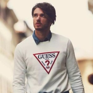 50% Off+Extra 15% OffGuess Men's Clothing End of Season Sale