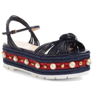 Gucci Barbette Platform Sandal (Women)