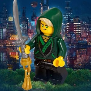 Free Lloyd MinifigureWith $50+ Purchase @ LEGO®