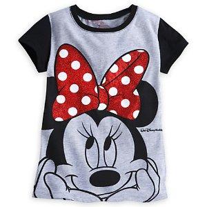 Minnie Mouse Bow Tee for Girls - Walt Disney World | Disney Store