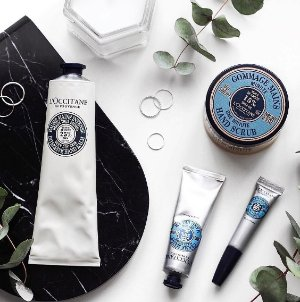 Dealmoon Exclusive!$10 Off $35Shea Butter Collection @ L'Occitane