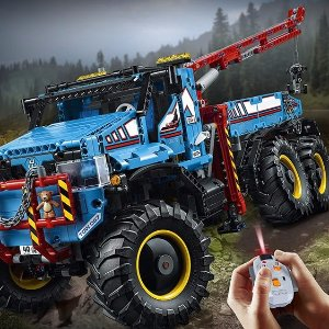 $289.99 + Free GiftLEGO 6x6 All Terrain Tow Truck