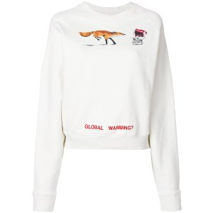 Off-Whitefox sweatshirt
