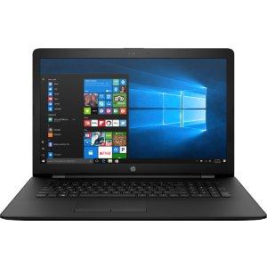 HP17t touch optional(i3-7100U, 8GB, 128GB SSD)