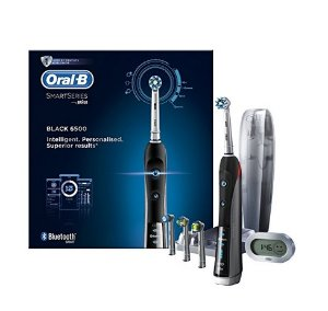 $103.31Oral-B Smart Series 6500 Electric Rechargeable Toothbrush