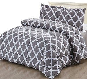 Utopia Bedding 仿鹅绒薄被+枕套2个