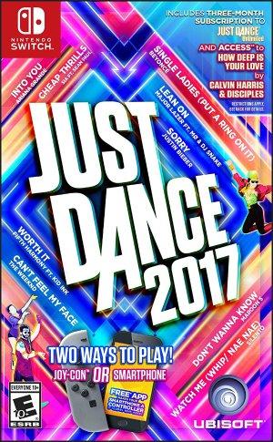 $34.29(原价$59.99)Just Dance 2017 - Nintendo Switch
