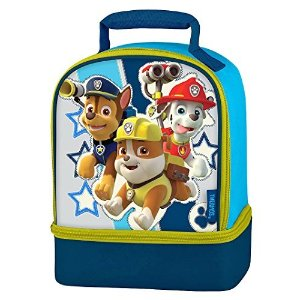 Thermos Dual Compartment Lunch Kit, Paw Patrol