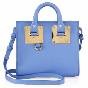 Sophie Hulme - Mini Leather Box Tote - saks.com