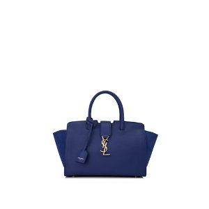 Saint Laurent Classic Baby Monogramme Downtown Cabas Bag