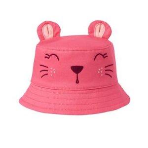 Toddler Girls Watermelon Cat Bucket Hat by Gymboree