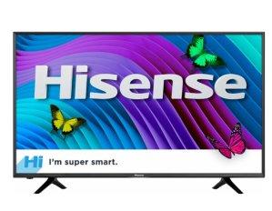$399.99(原价$529.99)Hisense  55吋 超高清 4K 智能电视