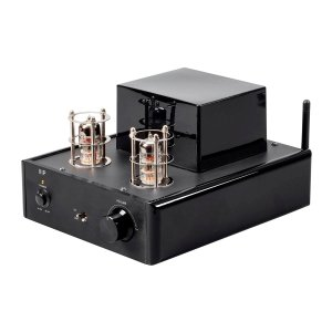 Tube Amp with Bluetooth 15-watt Compact Stereo Hybrid - Monoprice.com