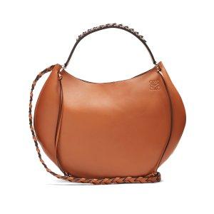Fortune leather shoulder bag | Loewe