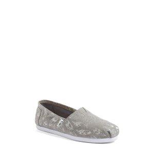 TOMS | Classic Feather Print Slip-On Shoe | HauteLook