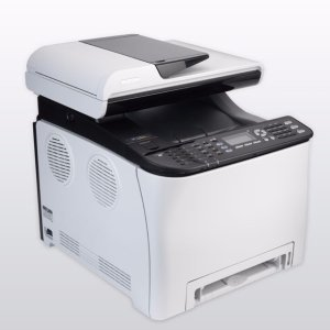 Ricoh SP C250SF Color Laser Multifunction Wireless Printer