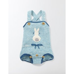 Retro Knitted Romper 70091 Knitwear at Boden