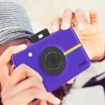 Polaroid Snap Instant Digital Camera Purple