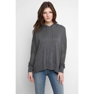 Neely Perforated Sports Hoodie | South Moon Under