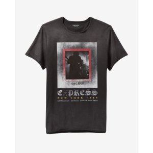 New York City Music Poster Graphic Tee   Express